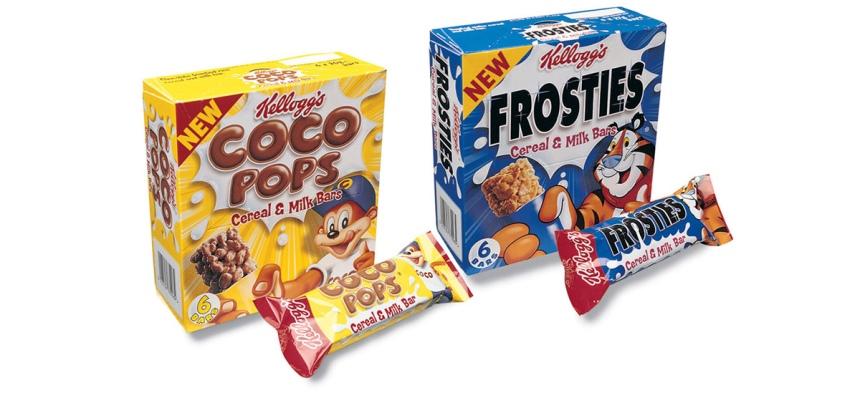 Kelloggs cereal bars NPD