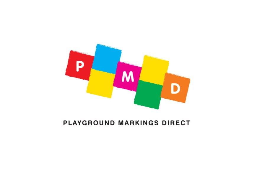 a fun, colourful logo for a fun colourful product