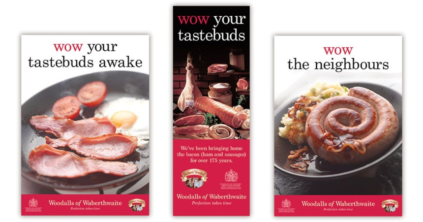 Richard Woodall meats